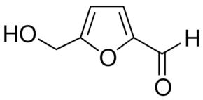 structure of 5 hydroxymethylfurfural CAS 67 47 0 - 5-hydroxymethylfurfural CAS 67-47-0