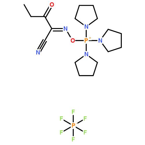 structure of Pyoxim CAS 153433-21-7
