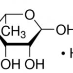 L(+)-Rhamnose monohydrate CAS 10030-85-0