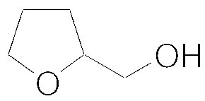 Structure of Tetrahydrofurfuryl alcohol CAS 97-99-4