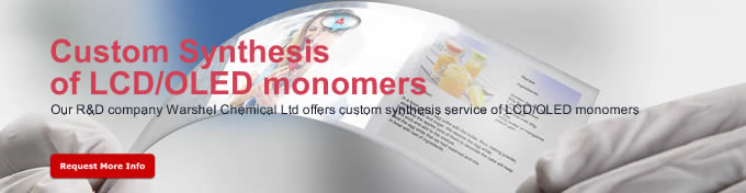 Custom Synthesis Service of Electronic Chemicals