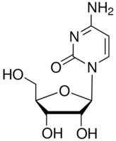 structure of Cytidine CAS 65-46-3