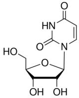 structure of Uridine CAS 58-96-8