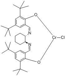 Structure of SS Jacbosen CAS 219143 92 7 - (S,S)-Jacbosen CAS 219143-92-7