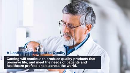 Caming Pharmaceutical Ltd