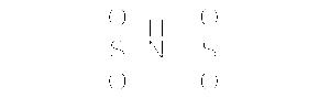 Structure of N-(Phenylsulfonyl)benzene sulfonamide CAS 2618-96-4