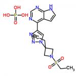 Baricitinib phosphate CAS 1187595-84-1